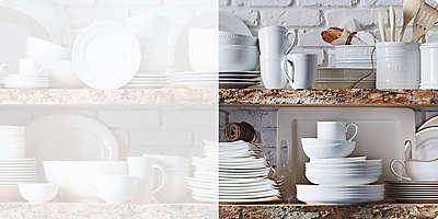 Shop White Dinnerware