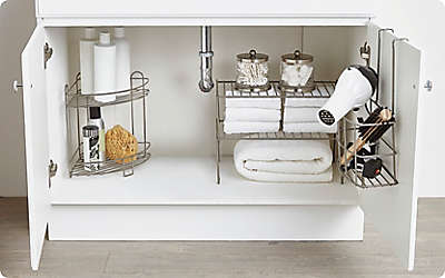 Shop Bathroom Storage