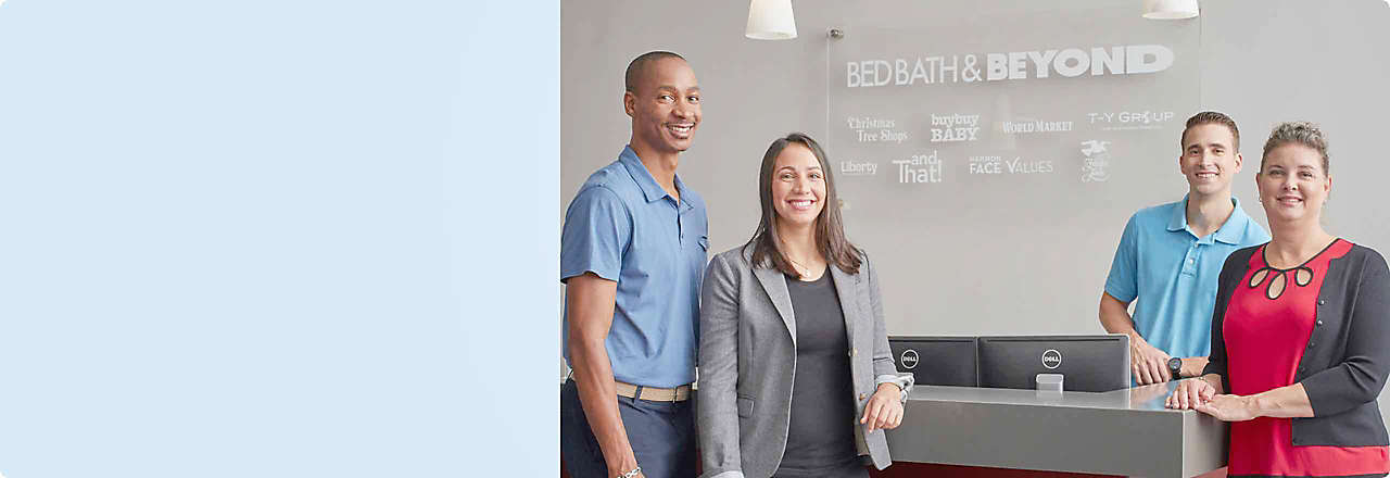 Careers About Us Bed Bath Beyond