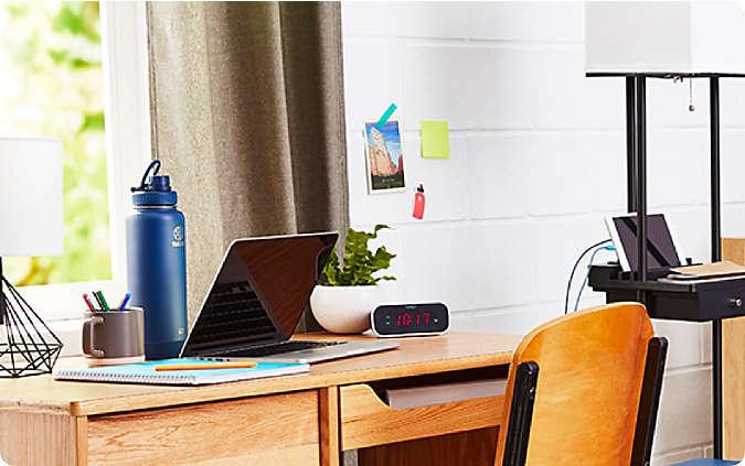 work & study center