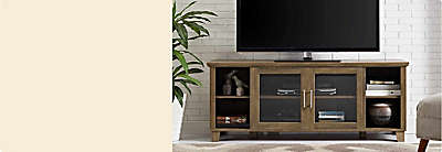 holiday entertainment center