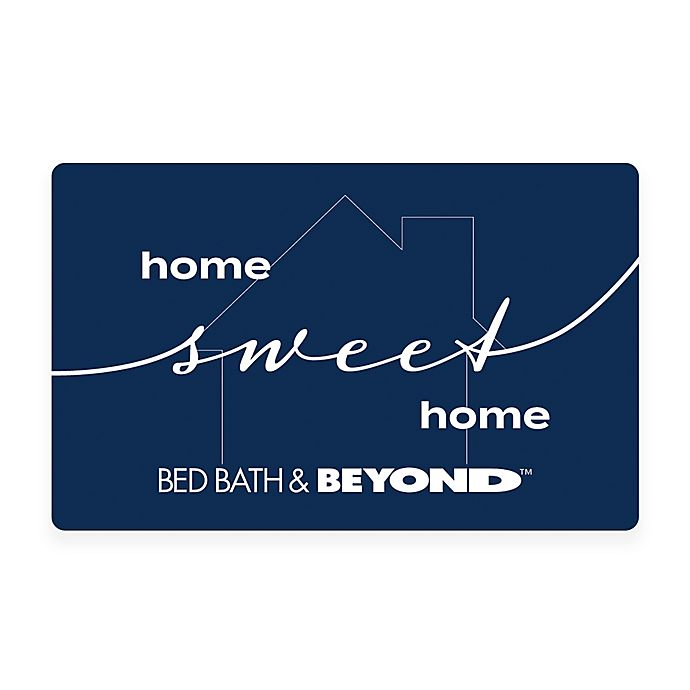 Alternate image 1 for Blue Home Sweet Home Gift Card