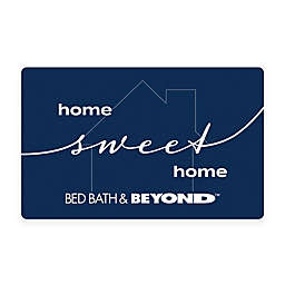 Blue Home Sweet Home $25 Gift Card