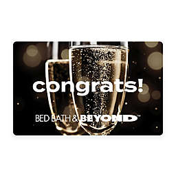 Congrats! Champagne $25 Gift Card