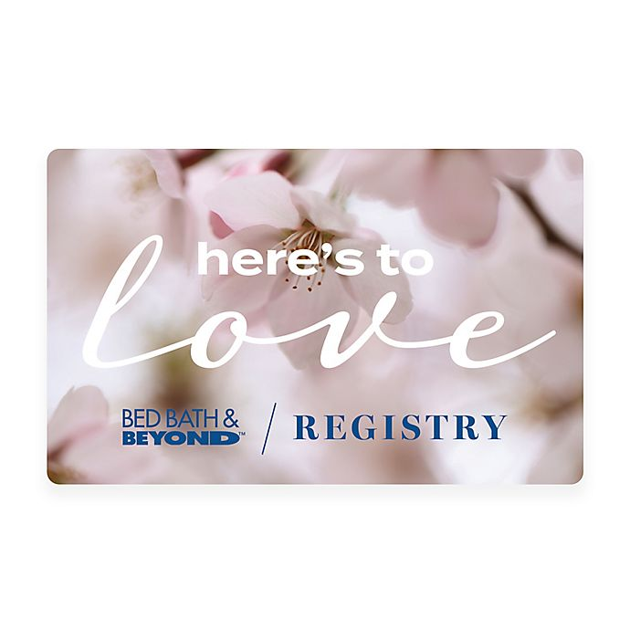 Alternate image 1 for Here's to Love Flowers Gift Card