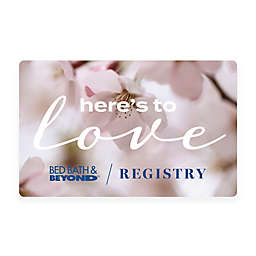 Here's to Love Flowers $25 Gift Card