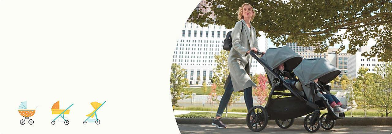 Stroller models