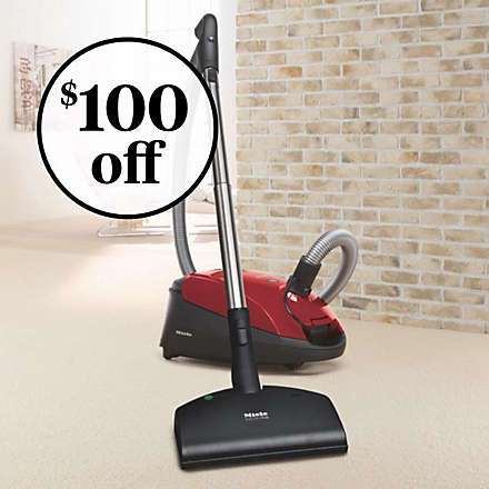 Ending Soon! Miele Classic Vacuum Savings. Shop Now