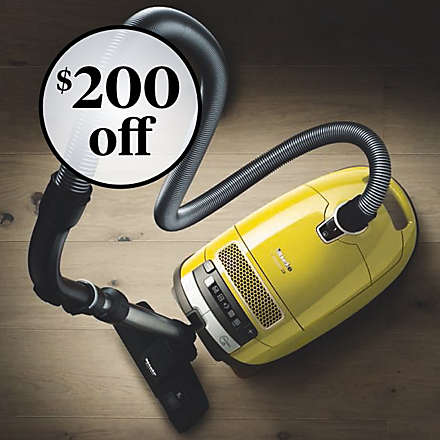 Save on Miele Complete C3 Limited Edition Canister Vacuum. Shop Now