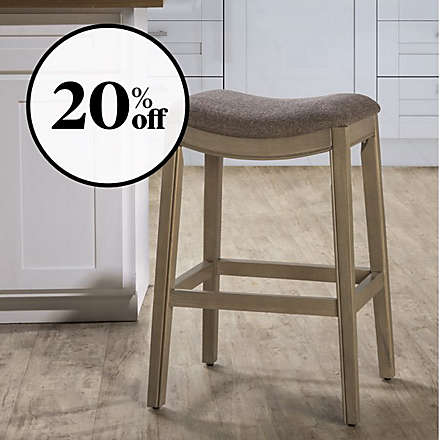 Sweet Savings on Kenton Bar Stools. Shop Now