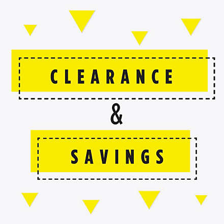 Hey, Bargain Hunters! The Clearance Section Has Just Been Restocked. Shop Now