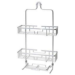 Squared Away™ NeverRust® Aluminum XL Shower Caddy