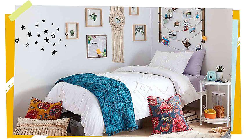 Dorm Room Ideas College Essentials Checklists Bed Bath Beyond