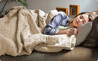 Shop Weighted Blankets & Accessories