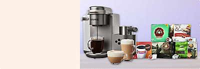 Keurig Coffee maker and K-Cups