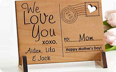 Celebrate mom with a personalized gift.. Shop Now