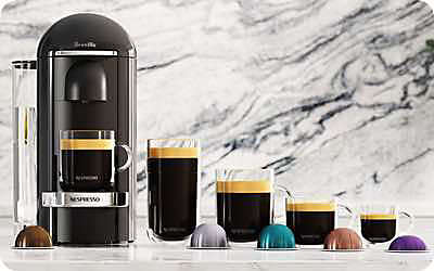 New everyday low price! Nespresso VertuoPlus Coffee Machines.. Shop Now