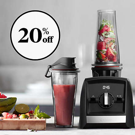 Take it With You: Save on Select Vitamix To-Go Accessories. Shop Now