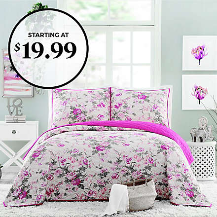 NEW! Jessica Simpson Closeout Bedding and Accessories.. Shop Now