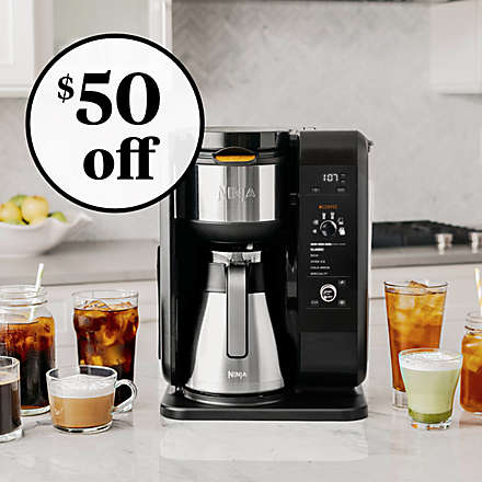 Save on Select Ninja Coffee Systems. Shop Now