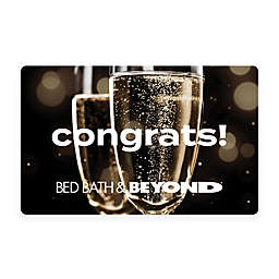 Congrats! Champagne $100 Gift Card