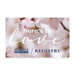 Here's to Love Flowers Gift Card