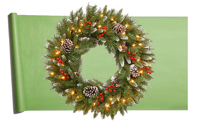 Christmas Decorations Christmas Wreaths Figurines Ornaments
