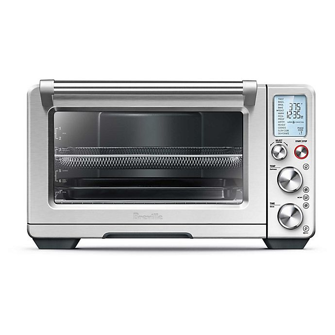Alternate image 1 for Breville® Smart Oven® Air Convection Toaster Oven