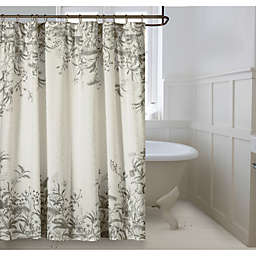 Bee & Willow™ Home Grey Gardens Shower Curtain
