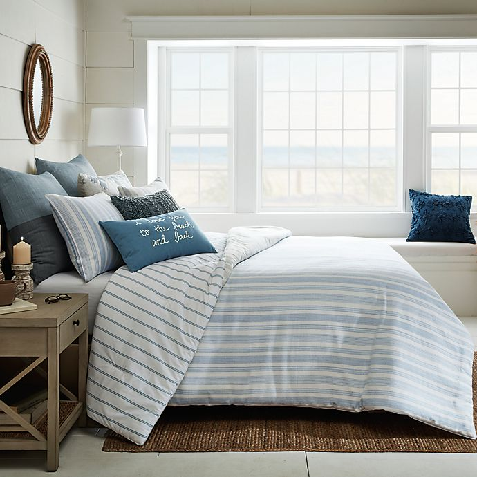 Alternate image 1 for Bee & Willow™ Home Yarn Dye Bedding Collection