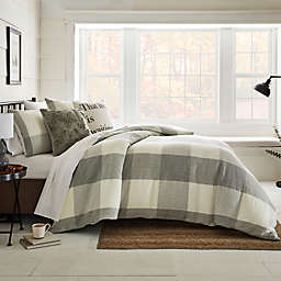 Bee & Willow™ Hartsdale Check 3-Piece Duvet Cover Set