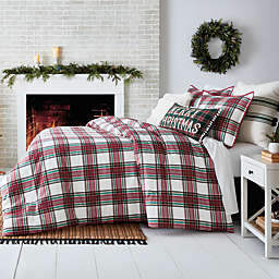 Bee & Willow™ Holiday Plaid 3-Piece Duvet Cover Set