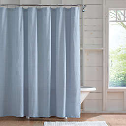 Bee & Willow™ Dotted Shower Curtain