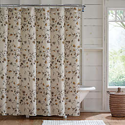 Bee & Willow™ 72-Inch x 72-Inch Floral Vine Shower Curtain