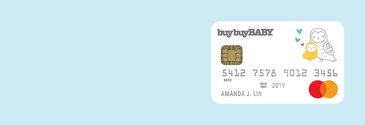 buybuy BABY Mastercard Credit Card | buybuy BABY