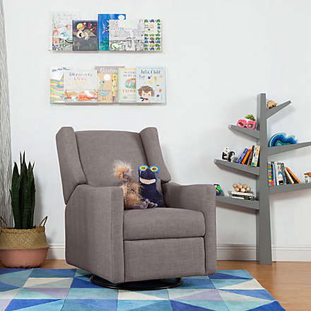 Save $100 Babyletto Kiwi Swivel Electronic Glider. Shop Now