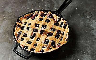 Bake a Pie Cast Iron Style