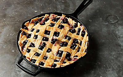 Bake a Pie Cast Iron Style