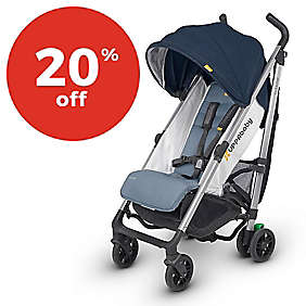 UPPAbaby® G-LITE & G-LUXE Strollers
