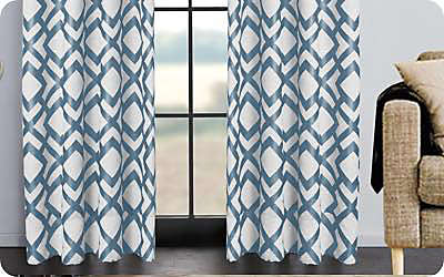 Victoria Day Clearance: Save big on curtains and more.. Shop Now