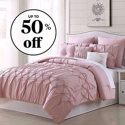 Dreamy Deal on Select Bedding. Shop Now