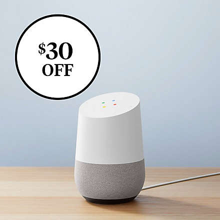 Save on Google Home. Shop Now