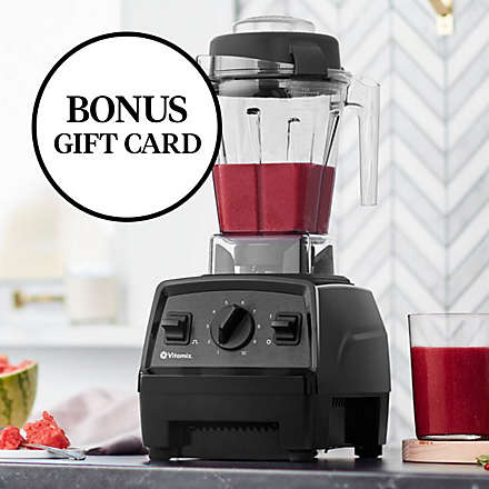 $50 Gift Card with Purchase of Select Vitamix® Blenders. Shop Now