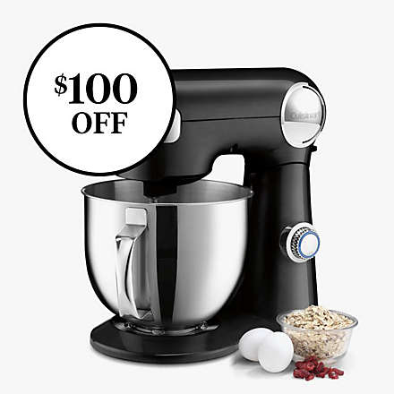 Save on Cuisinart® 5.5qt. Stand Mixer. Shop Now