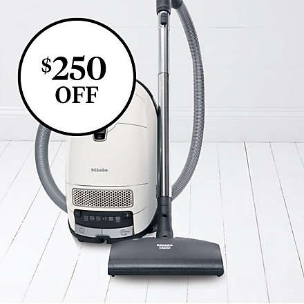 Big Savings on Miele Complete C3 Excellence Vacuum with Powerhead. Shop Now