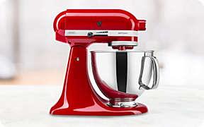 $230 off KitchenAid® Artisan® 5qt. Mixer thru 16/Oct.. Shop Now