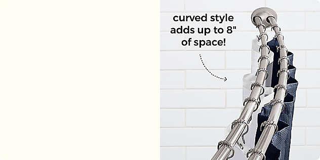Smart Upgrade: Curved, Rustproof, and Adjustable