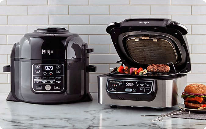 Multi-Function Kitchen Appliances