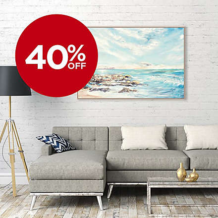 Great Deals on Select Wall Art!. Shop Now