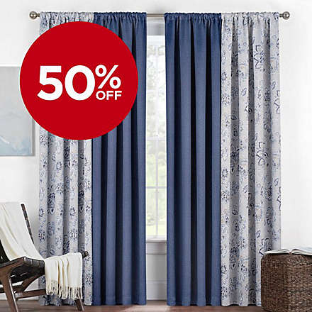 Clearance Window Curtains Starting at Just $14.99!. Shop Now